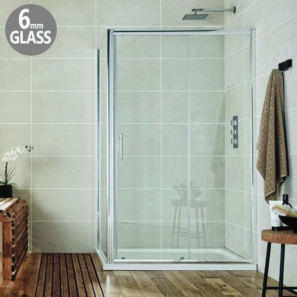 S6 Sliding Door 1400mm 6mm