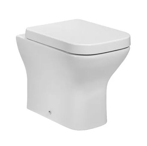 Nix Back To Wall Pan Inc Soft Close Seat