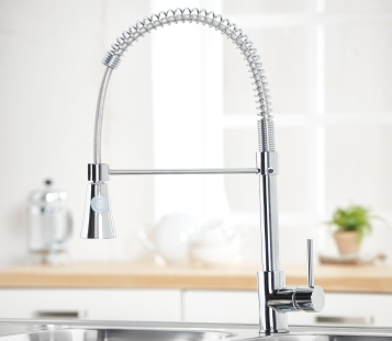 Tirare Pull Out Kitchen Tap