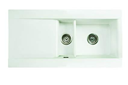 RAK Dream Sink 1 Reversible Kitchen Sink