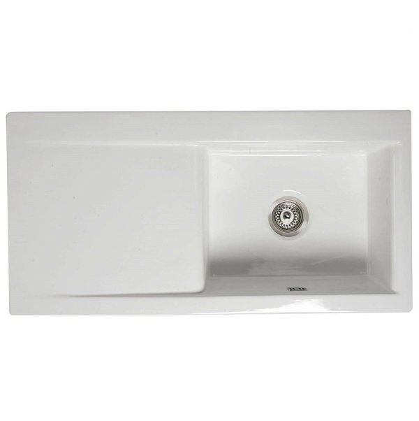 RAK Dream Sink 2 Reversible Kitchen Sink