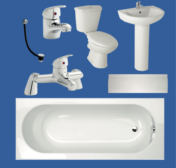 SPECIAL OFFER - Complete 1700mm Bathroom Suite